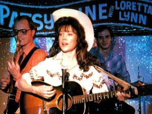 Sissy Spacek as Loretta Lynn.
