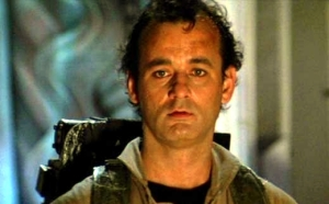 Bill Murray as Dr. Peter Venkman
