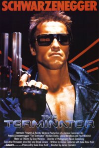 Arnold Schwarzenegger in The Terminator