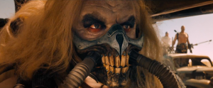 Hugh Keays-Byrne as Immortan Joe.